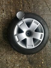 Pride Colt Plus Mobility Scooter Front Wheel With Solid Tyre 10.76x3.6