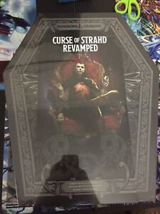 Dungeons & Dragons Curse of Strahd Revamped Box Set Sealed Brand New!!