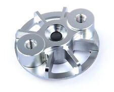 1/5 Baja Cooling Finned Clutch Plate fit 54mm Clutch HSP KM PRC HPI Losi Silver