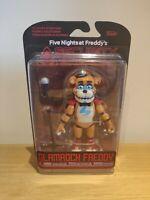 Glamrock Freddy Five Nights At Freddys FNAF Security Breach Funko Action Figure