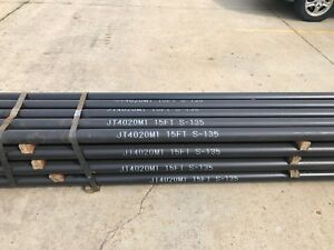 FORGED HDD Drill Pipes For Ditch Witch JT4020M1 BRAND NEW (Bundle of 10)
