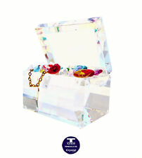 "[SPECIAL OFFER] ""Large Treasure Box"" Austrian Crystal Figurine was AU$78.00"