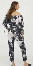 H&M Jumpsuit. Anna Glover Capsule Collection. Off The Shoulder. Size 8.