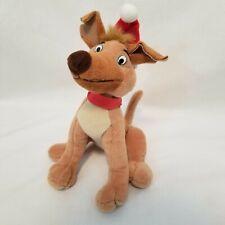 All Dogs Go To Heaven Christmas Carol Charlie Plush Santa Toy Charles B. Barkin
