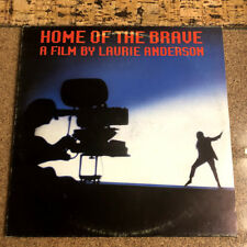 Laurie Anderson - Home Of The Brave (LP, Album)