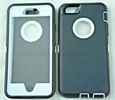 For Apple iPhone 6s, 6 Rugged Case Cover (Belt Clip Fits Otterbox Defender Case)