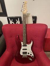 VGS RoadCruiser VST 110 E Gitarre ST Strat Candy Apple Red CAR