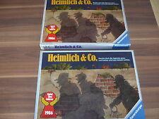 Heimlich & Co.plus viele Ersatzteile von Ravensburger