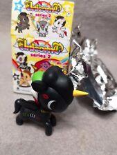 "RARE Tokidoki Unicorno Series 2 CHASER MARIO 2.5"" Vinyl Figure With Box"