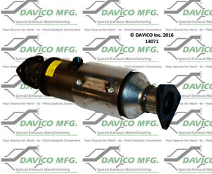 Catalytic Converter-Exact-Fit Davico Exc CA 13071