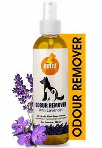 Odour and Urine Smell Remover for Dog and Cat with Lavender Fragrance (200 ml)