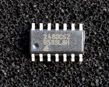 Elantec EL2480CS Quad Op Amp 250MHz 3mA SOIC14