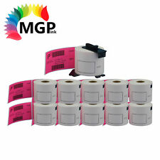 10+1 Rolls Compatible DK-11202 BROTHER Large shipping Labels – 62mm X 100mm