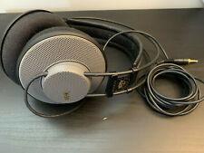 AKG K501 over the ear audiophile headphones