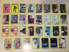 Lot 31 Star Wars Empire Strikes Back Cards 3rd Yellow Series w/Skywalker, Vader