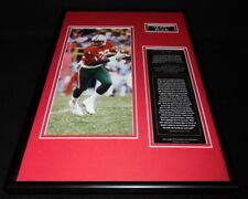 Jerry Rice Framed 12x18 Photo Display Mississippi Valley State