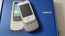 Nokia Classic 6303 - Steel White (Unlocked) Mobile Phone