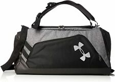 NEW Under Armour Black UA Storm Contain Backpack Duffle 3.0 Cordura 1277431 $80