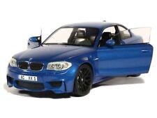 Minichamps 2011 BMW M1 Series Blue LE 504pcs 1:18*Now Sold Out Brand New! NICE!!