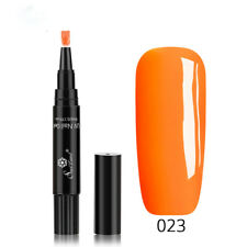 Easy To Use UV Gel 3 In 1 Gel Nail Varnish Pen Nail Gel Polish Hybrid 24 Colors