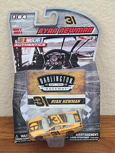 2016 Wave 2 Ryan Newman 2015 CAT Darlington Throwback 1/64 NASCAR Authentics