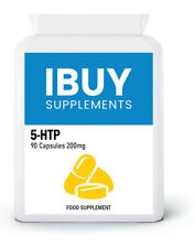 5 HTP Capsules 200mg 90 Supplements Sleep Stress And Depression
