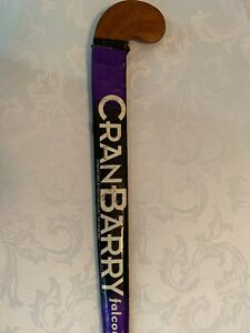 "CranBarry Falcon Field Hockey Stick Purple 34"""