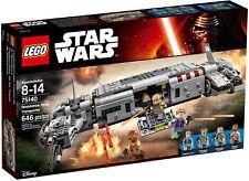 LEGO STAR WARS 75140 Resistance Troop Transporter NEW FACTORY SEALED RETIRED