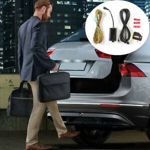 Car Foot Sensor Automatic Trunk Opener Kick Activated Fit for Power Tailgate