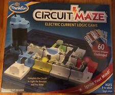 Circuit Maze Electric Current Logic Game (UNOPENED, Thinkfun)