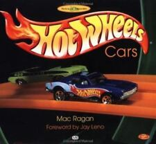 BOOK - Hot Wheel Cars by Mac Ragan Nostalgic Treasures