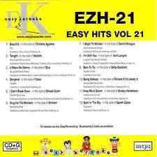 United Easy Karaoke Hits Cdg Disc Ezh78 Musical Instruments & Gear Karaoke Hits June 2009