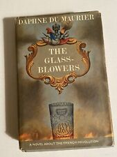 1963, The Glass-Blowers by Daphne Du Maurier, Doubleday Hardcover