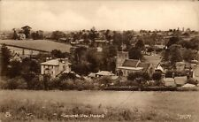 Hartest between Long Melford & Bury St Edmunds. General View # HTST.5 by Tuck.