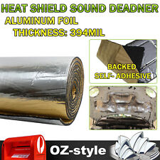 5M x 1M Car Noise Sound Deadener Deadening Heat Insulation Mat Thickness=394mil
