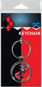 DC Heroes Key Ring / Key Chain: Harley Quinn