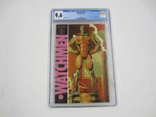 WATCHMEN #8 DC Comics,1987 CGC 9.6 White Pages 4/87 Alan Moore Dave Gibbons