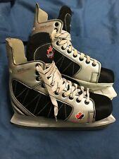 Schlittschuhe Eislaufschuhe Hockeyschuhe Spartan Ice Pro Gr. 46 neuwertig