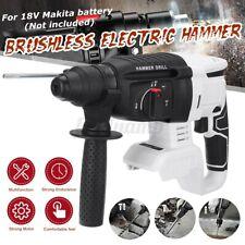 Akku Schlagbohrmaschine Bohrhammer Hammer Bohrmaschine für 18V Makita Neu