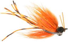Fly Fishing Flies (Bream, Catfish, Carp, Bonefish) Erdosy's Carp Crab Orange (6)
