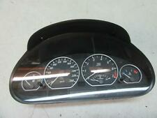 BMW 3 SERIES INSTRUMENT CLUSTER E46 MANUAL T/M TYPE, COUPE/CABRIO, 09/98-07/06 9