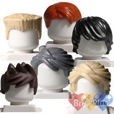 Lego Set/6 MINIFIG HAIR Ninjago Kai Jay Zane Cole Lloyd Sensei Garmadon headgear