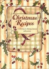 Christmas Recipes A Collecting & Sharing Journal with Pockets