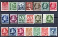 Berlin 71-125 Jahrgänge 1950-54 postfrisch komplett (fs182)