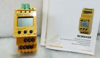 Bender RCMA420-D-1 Residual Current Monitor