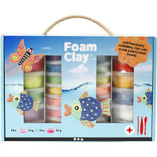 Foam Clay® Set , Sortierte Farben, 1Set