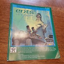 MERP - Ents of Fangorn - 1st Edition ICE Lord of the Rings #3500