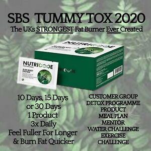 SLIM BODY SYSTEM NUTRICODE - 1, 5, 10, 14 or 30-DAY SYSTEM