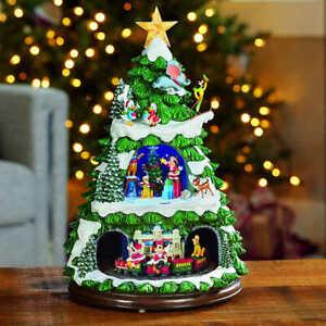 Disney Christmas Animated Holiday Tree w/ Music (120V) FAST SHIPPING