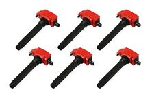MSD Blaster Coils 6-Pack Red 11-16 Chrysler V6 82736